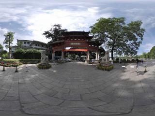 惠州西湖正门
