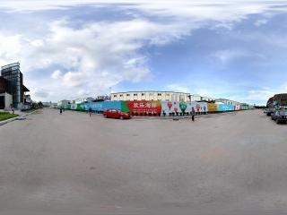 修建中的深圳欢乐海岸