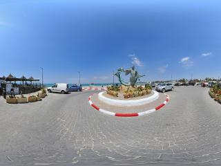 哈马马特港口 突尼斯全景