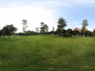 广州二沙岛绿地