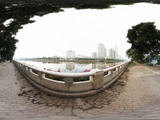 广州二沙岛江景