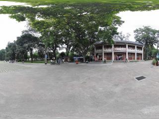 广州中山纪念堂外景