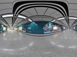 广州地铁站虚拟旅游