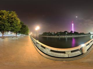 广州塔虚拟旅游