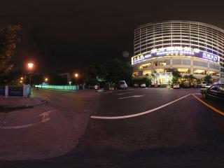 广州东方国际饭店夜景 NO.2