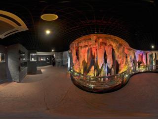 广州博物馆石钟乳