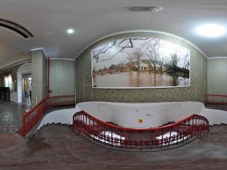 广州博物馆壁画