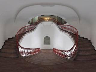 广州博物馆楼梯