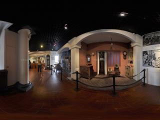 广州博物馆老式家具