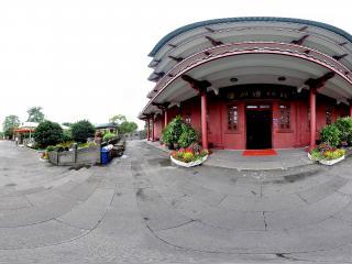 广州博物馆大门