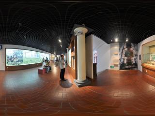 广州博物馆展览区