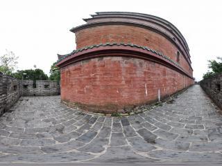 广州博物馆古城墙