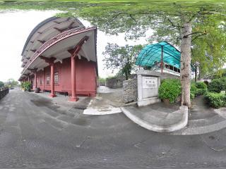 广州博物馆古城墙入口