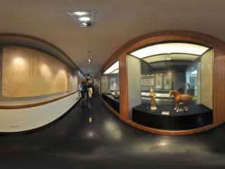 广州博物馆陶俑