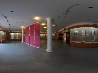 广州博物馆一展厅