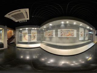 广州博物馆佛教绘画展