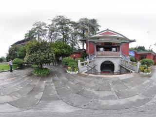 广州博物馆惜今阁