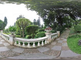 广州越秀公园俯瞰