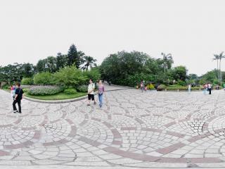 广州越秀公园广场
