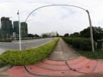 广州海心沙亚运主题公园街景