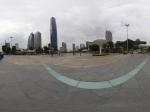广州海心沙亚运主题公园广场