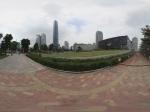远观广州海心沙亚运主题公园