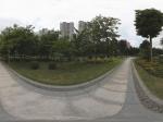 广州海心沙亚运主题公园全景