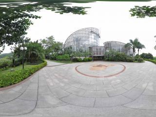 广州云台花园温室