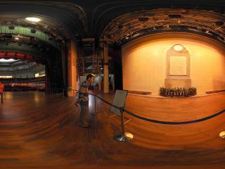 广州中山纪念馆舞台