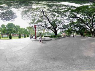 广州中山纪念馆外广场