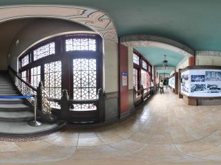 广州中山纪念馆展板
