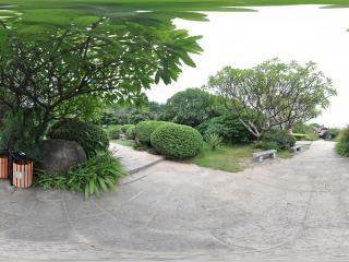 广州云台花园石凳