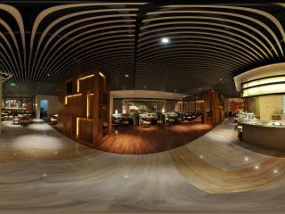 惠州凯宾斯基酒店一楼西餐厅