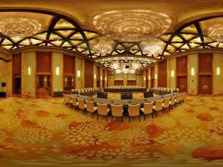 惠州凯宾斯基酒店会议厅