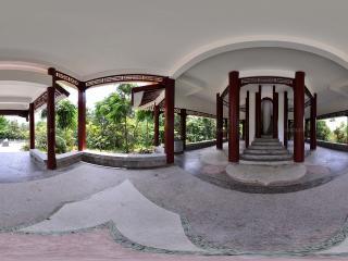 深圳仙湖植物园长廊