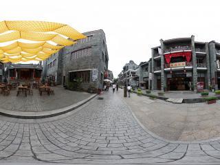 广州岭南印象园戏台