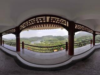 深圳仙湖植物园观景台