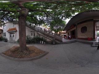 深圳仙湖植物园弘法寺三大殿