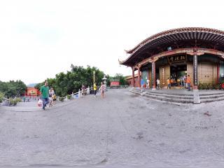 深圳仙湖植物园弘法寺大门