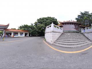 深圳仙湖植物园弘法寺入口