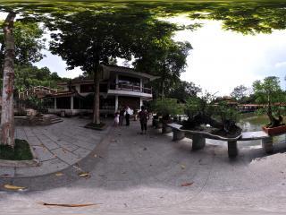 深圳仙湖植物园水榭