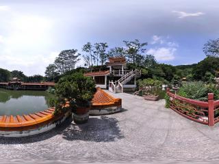 深圳仙湖植物园观水楼