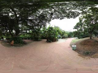 广州岭南印象园休憩所