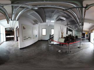 广州岭南印象园室内展厅
