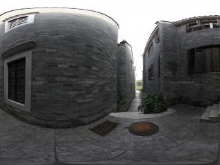 广州岭南印象园弄堂