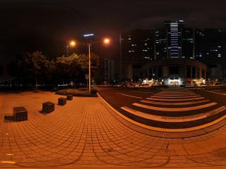 广州中心广场夜景 NO.1