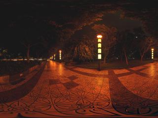 广州中心广场虚拟旅游