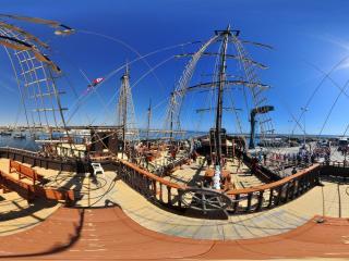 杰尔巴岛海盗船 突尼斯