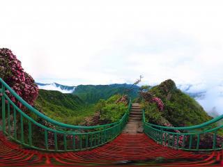 四川 香炉山全景