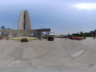 上海外滩人民纪念碑